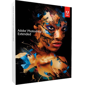 Adobe Photoshop CS6 Extended Full version