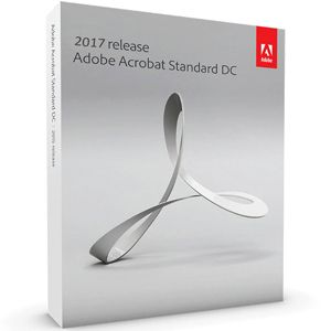 Adobe Acrobat Standard 2017 Full Version