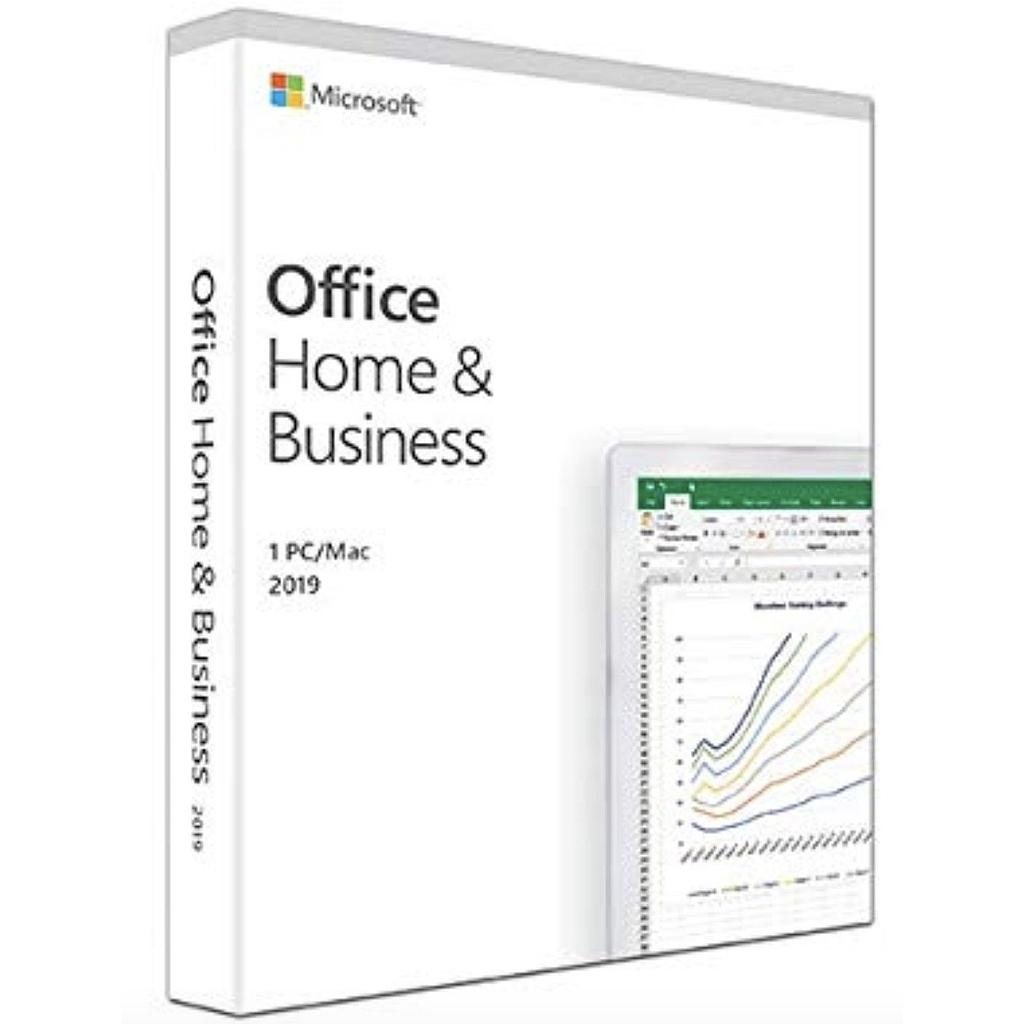 Office 2019 Home and Business (Windows Version)